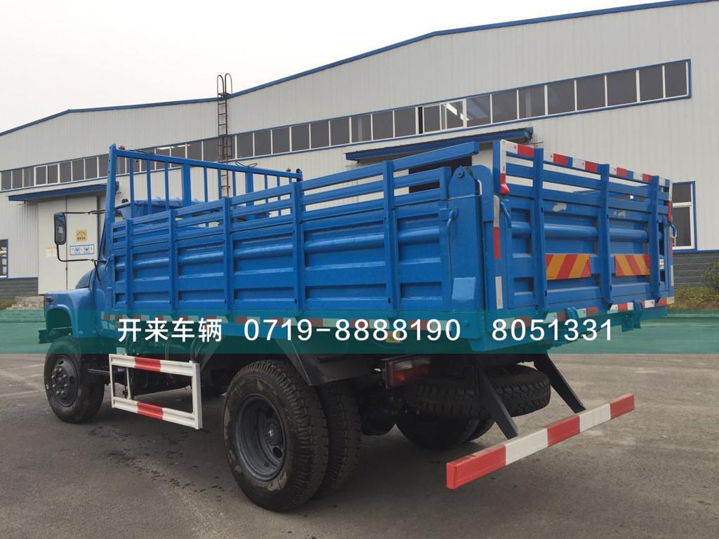 东风EQ1093四驱卡车