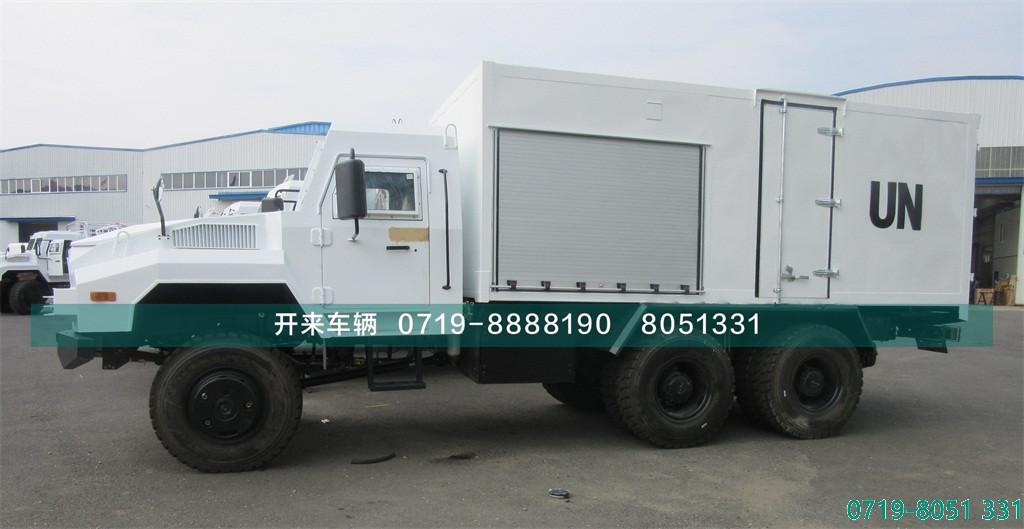 六驱防护型装甲车