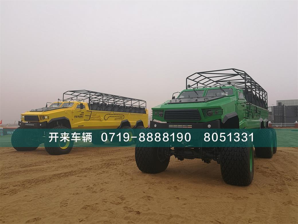 六驱沙漠越野车