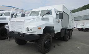betway下载防护型装甲维修服务车