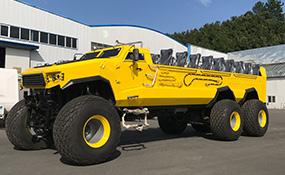 六驱沙漠冲浪车,旅游观光车可定制   (118万)