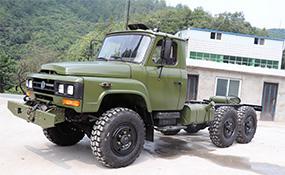 betway下载越野卡车底盘2082尖头6×6