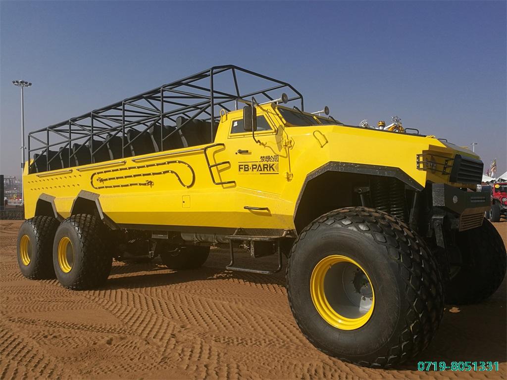 四驱沙漠冲浪车