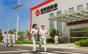 东风公司商用车2018年度销量位居行业首位