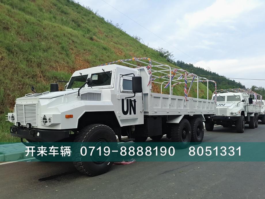 六驱装甲运兵车