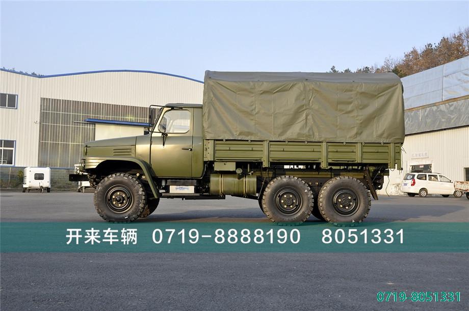 东风eq2082越野卡车价格