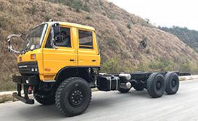 betway下载越野卡车底盘153双排