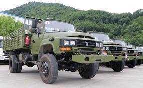 四驱越野卡车1093F6D