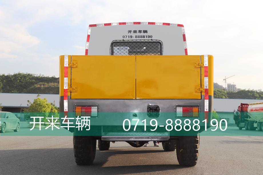4×4工程车